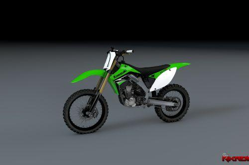 Kawasaki KX450F [Add-On | Livery]