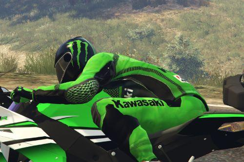 Kawasaki Riding Gear