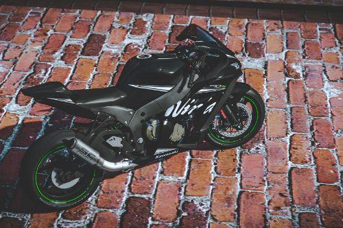 Kawasaki ZX10R - 2016 [Add-On | Tuning]