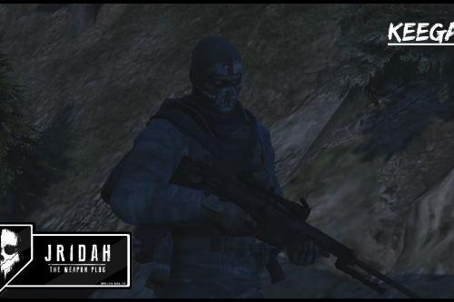 Keegan  [CoD Ghosts I Sniper Outfit]