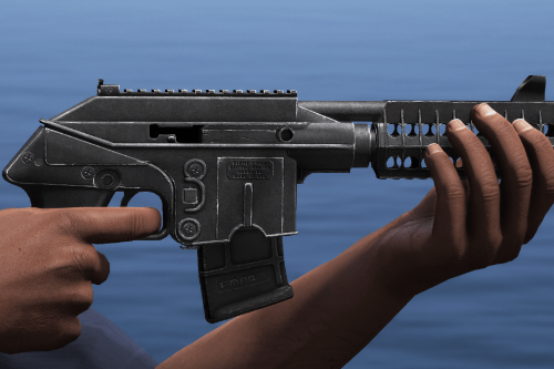 Kel-Tec PLR 16 [Animated]
