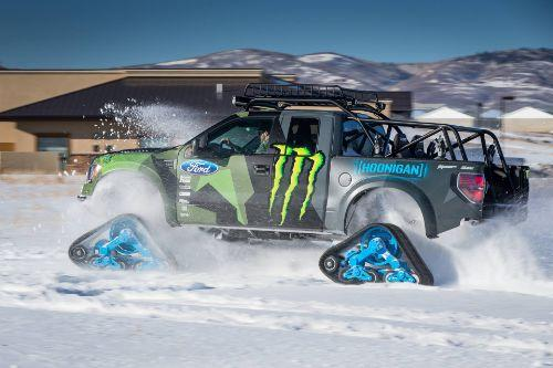 Ken Block's RAPTORTRAX | HOONIGAN 2017 Ford Raptor