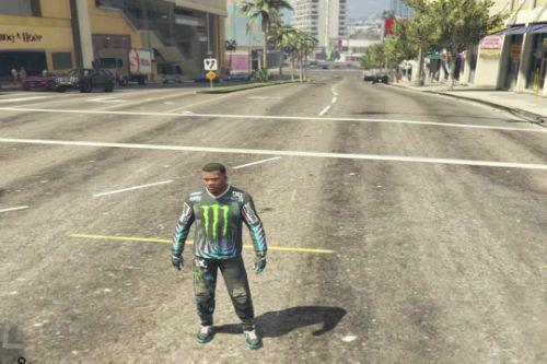 Ken Block Suit for Franklin