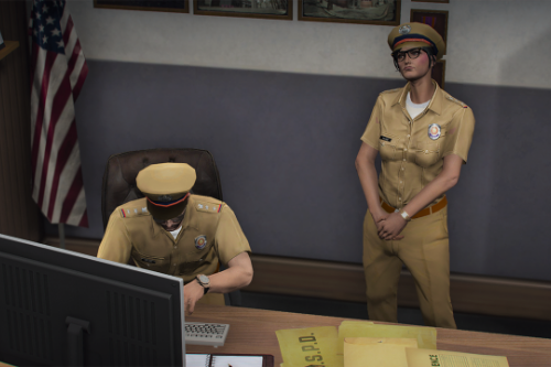 [FIVEM | SP] Kerala Police Uniform Mod for MP