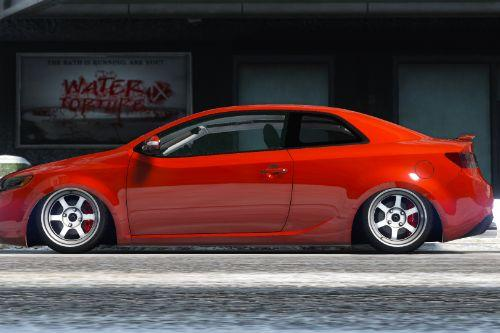 Kia Forte Koup [Add-On | Tuning]