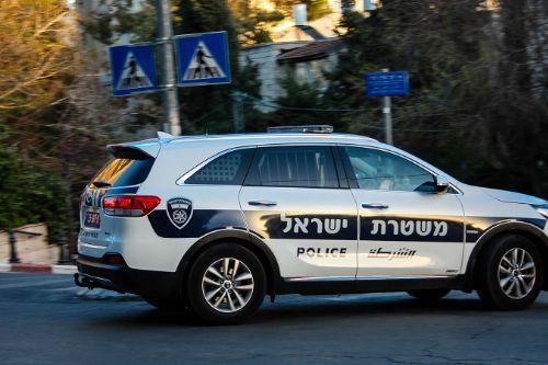 Kia sorento 2017 - קיה סורנטו משטרת ישראל