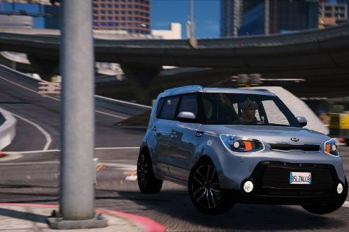 Kia Soul (Add-on)