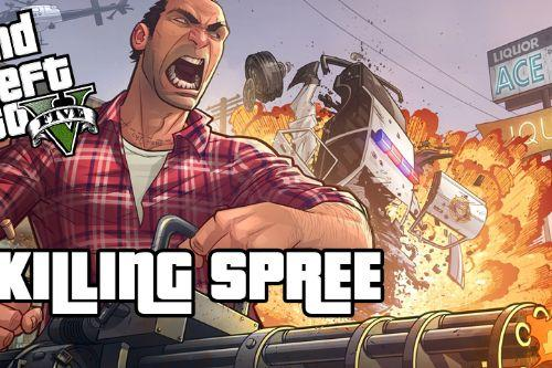 Killing Spree Mod [.NET]
