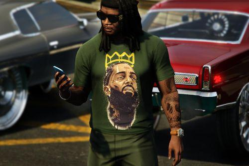 King Nip T-Shirt (Franklin)