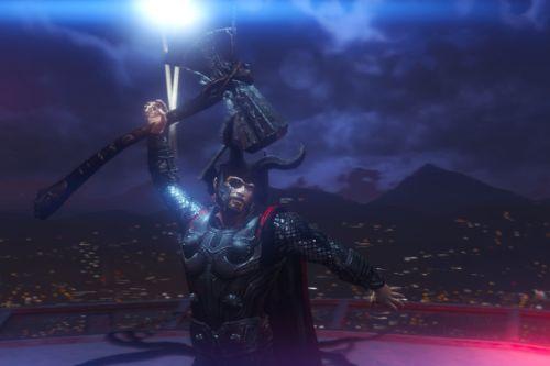 KING THOR! Ruler of NEW Asgard!