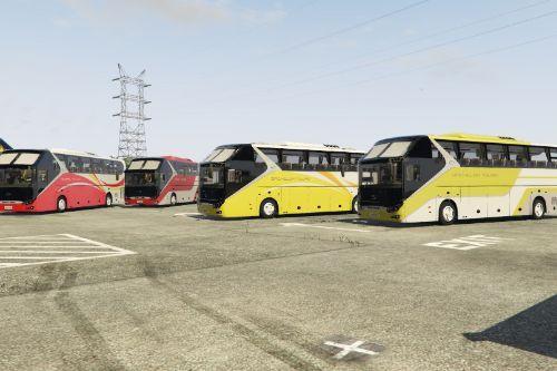 KingLong XMQ6125AY bus [Replace]