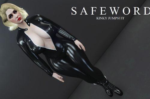 SF Kinky Jumpsuit (MP Female)