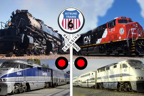 Kitsune Trains [OIV]