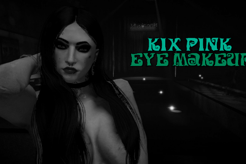 kixpink eye makeup - mpfemale