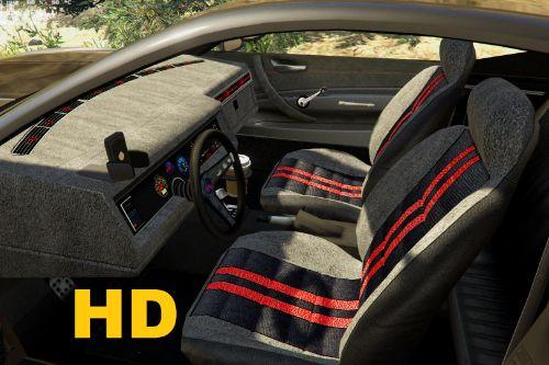 DeLorean BTTF Project [Ruiner Interior Texture] - GTA5-Mods com