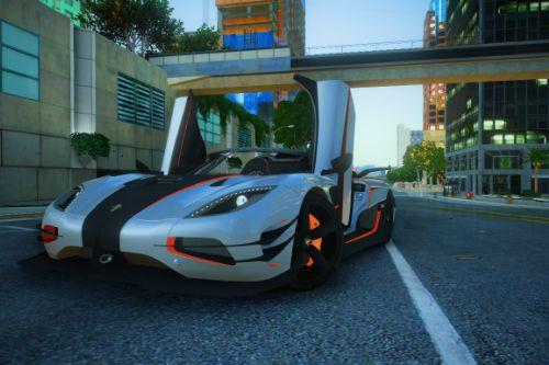Koenigsegg Agera One:1 [Add-On]