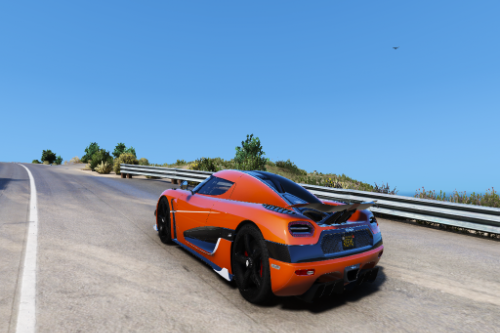 Koenigsegg AgeraRS Sound