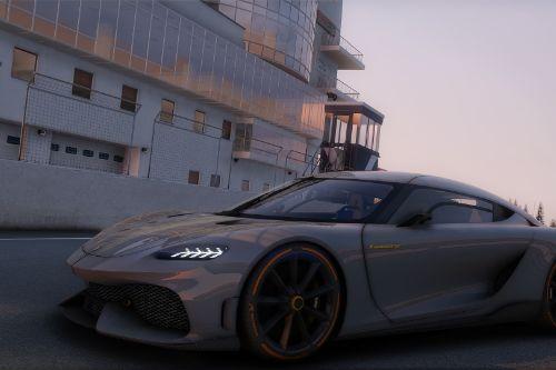 Koenigsegg Gemera [Add-On / Extra]
