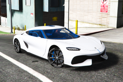 Koenigsegg Gemera [Add-On / FiveM]