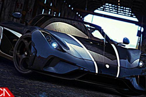 Koenigsegg Regera 2016 [Add-On]