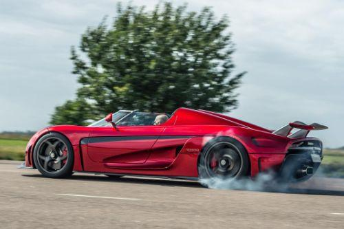 Koenigsegg Regera Real Handling - Top Speed 400km/h
