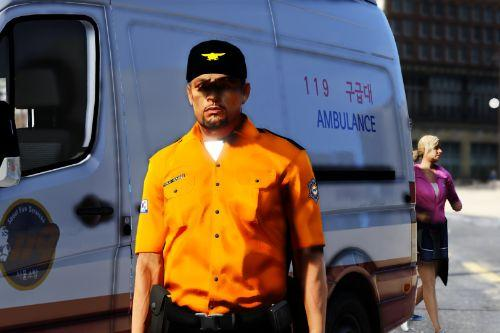 korea paramedic(no vest)