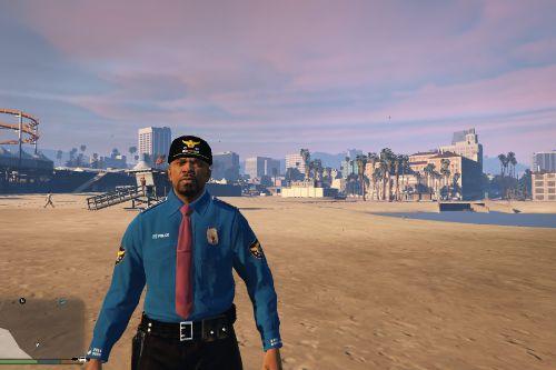 한국 경찰 제복 Korea Police Uniform