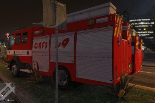 Korean Fire Truck | BFD | 한국 소방차 | 부산소방