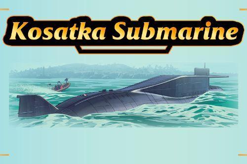 Kosatka Submarine