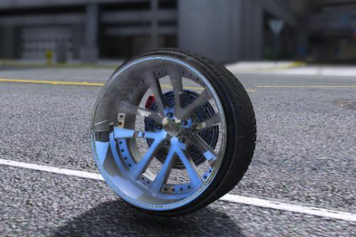 Kranze Lxz wheel