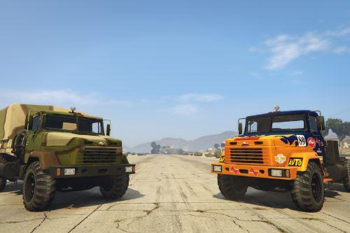 KrAZ 2-in-1 [Add-On]