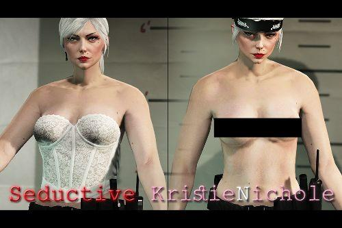 Kristie Nichole 18+ (Ms Seductress) -For Skin Control & Menyoo-