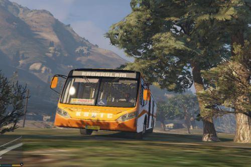 Ksrtc Low Floor Volo Bus
