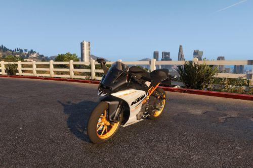 KTM RC 390 2014 [Add-On | Tuning]