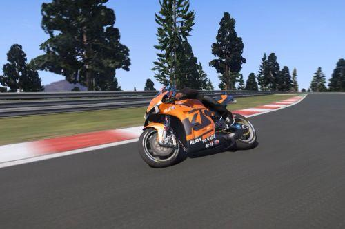 KTM RC16 2021 MotoGP [Add-On]
