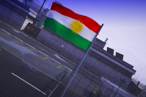 Kurdistan Flag [Kurdistan]