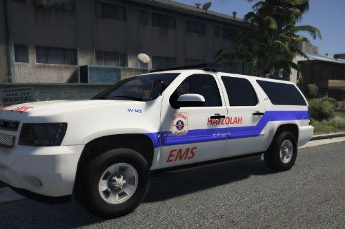 L.A Hatzolah ems
