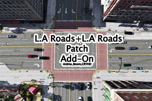 L.A. Roads + L.A. Roads Patch [Add-On]