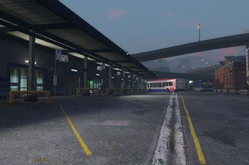 More Bus Stops Mod [MapEditor   Menyoo]