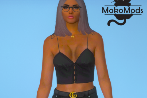 Laced Top for MP Female