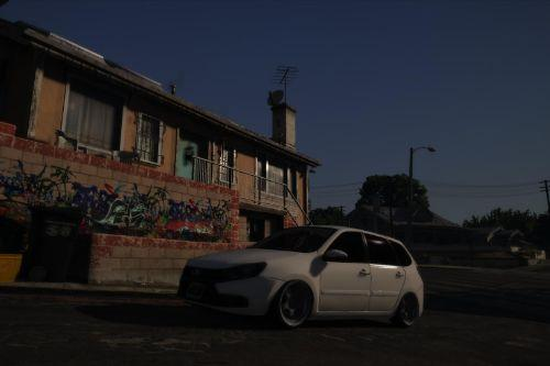 Lada Granta by AKROM Add-ON