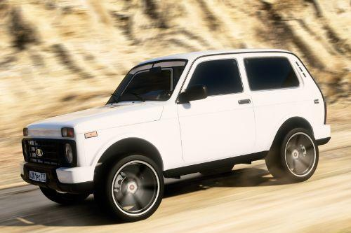 Lada Niva Urban 2016 [Add-On | Tuning]