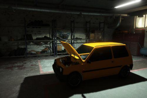 Lada oka by AKROM Add-ON