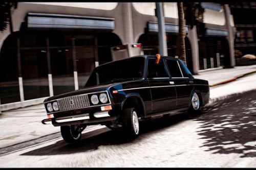 Lada Vaz2106 Hooligan Style