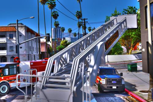 Ladder Control Mod