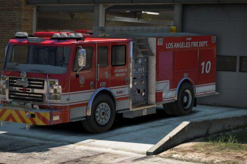 LAFD skins for Medic4523's Fire & EMS Pack