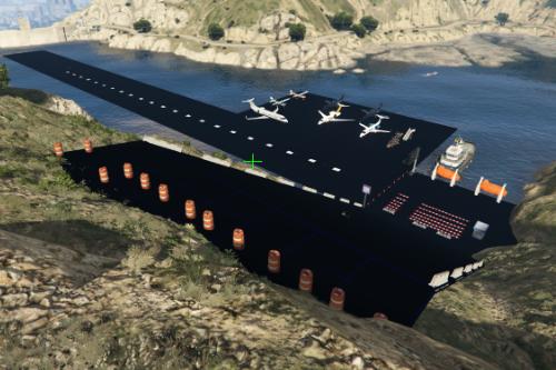 Lake Airfield [Menyoo]