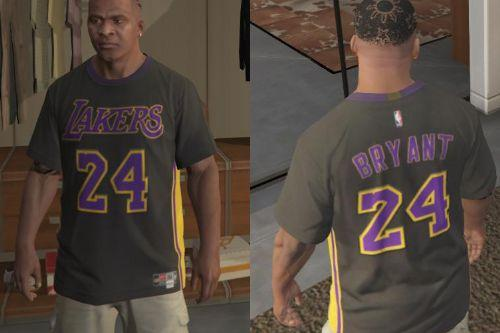 Lakers Hollywood Nights Jersey