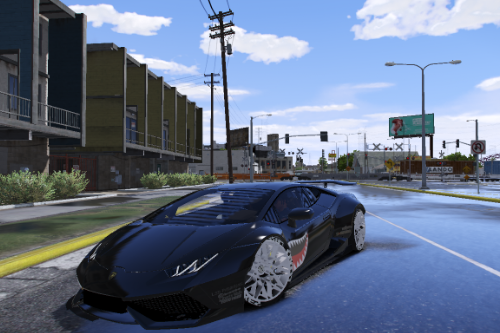 Lamborghin Huracan LB Performance[Add-on/Replace|OIV]