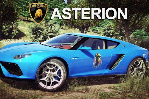 Lamborghini Asterion 2015 [Add-On / Replace]